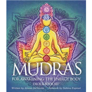 Mudras for Awakening the Energy Body Card Deck & Book Set
