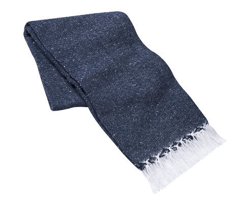 Yoga Blanket -- Navy