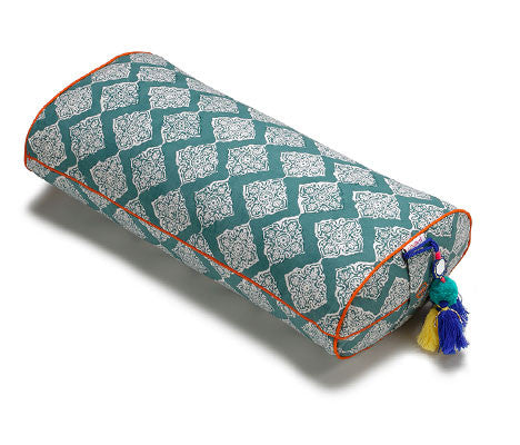 Pool Jali Oval Yoga Bolster