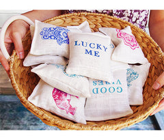 Sachets -- Lucky Collection