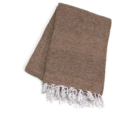 Yoga Blanket -- Taupe