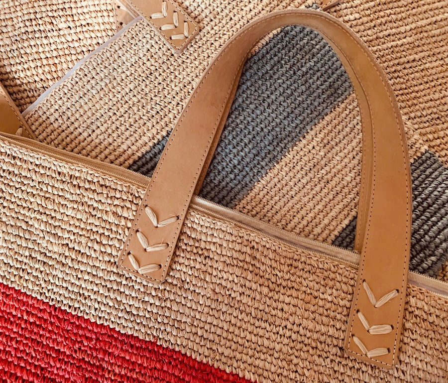 Under the Same Sky :: Giving French Jute Tote