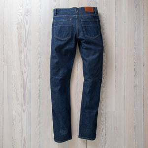 Raleigh Denim Martin Thin Taper Resin Rinse
