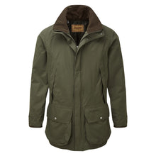 Load image into Gallery viewer, Schoffel Men - Ptarmigan Ultralight II Coat Dk. Olive