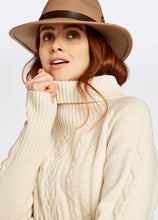 Load image into Gallery viewer, Dubarry Kennedy Cable Knit Sweater
