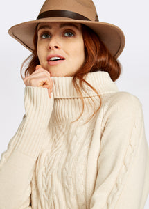 Dubarry Kennedy Cable Knit Sweater