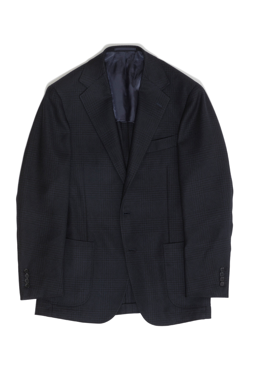 Ring Jacket - Tonal Prince of Wales