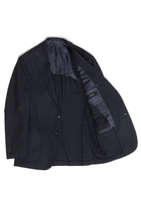 "Ring Jacket - Tonal Prince of Wales ""Balloon"" Jacket"