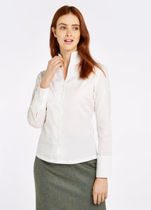Dubarry Snowdrop Long Sleeve Button Down