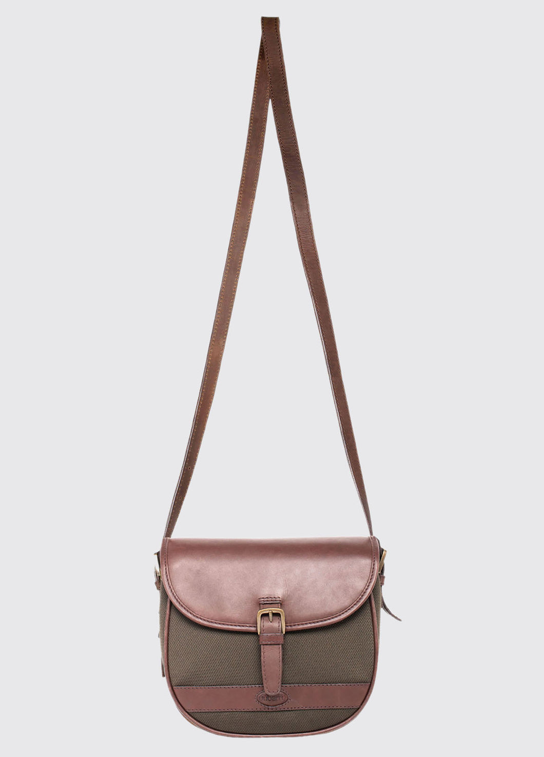 Dubarry Clara Leather Saddle Bag
