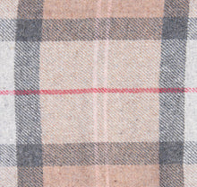 Load image into Gallery viewer, Barbour Wool Touch Blanket