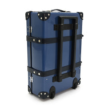 "Load image into Gallery viewer, Globe-Trotter Deluxe Sapphire Blue - 20"" Trolley Case"
