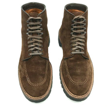 Load image into Gallery viewer, Alden Pre-Order Indy Boot Reverse Tobacco (Deposit Required)