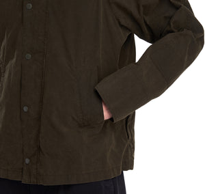 Barbour Washed Graham Casual