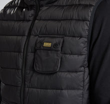 Load image into Gallery viewer, Barbour Intl Ousten Hooded Gilet