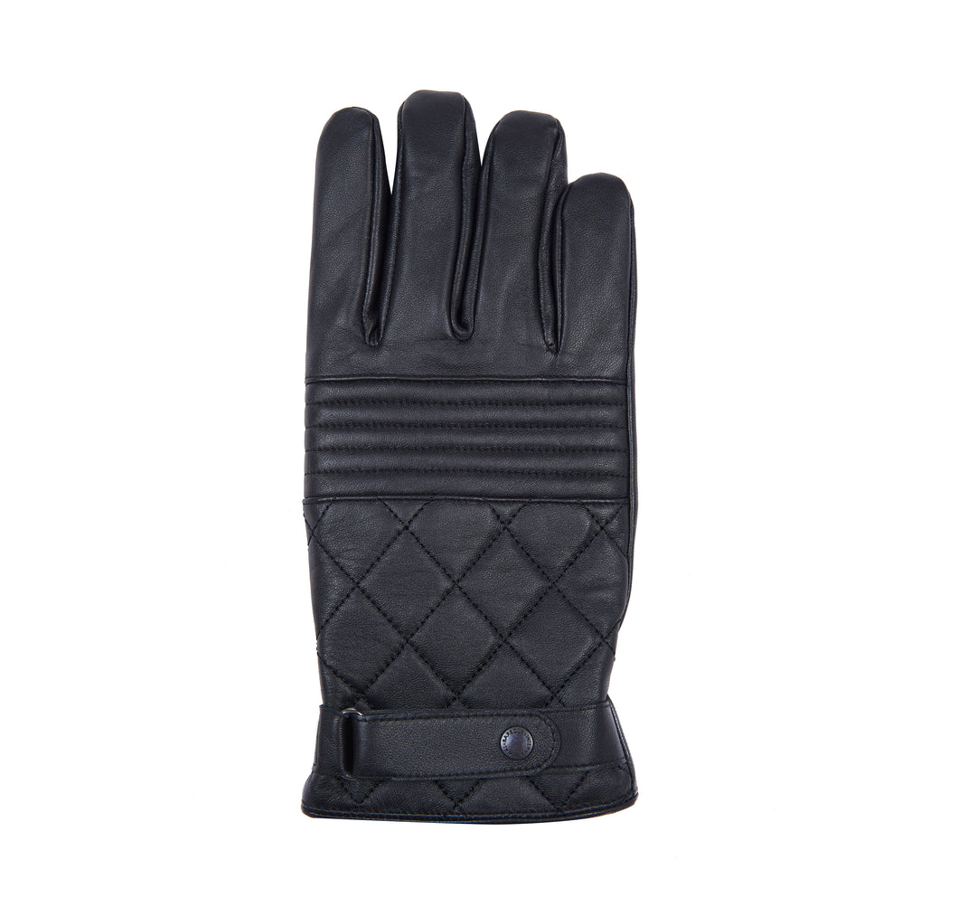 Barbour Intl Weir Leather Gloves
