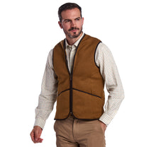 Load image into Gallery viewer, Barbour Warm Pile Waistcoat Zip-In Liner