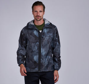 Barbour Intl Hooded Smoke Overshirt