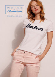 Barbour Rebecca Tee