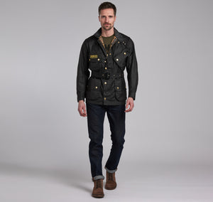 Barbour Intl International Original