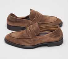 Load image into Gallery viewer, Di Bianco Shoes - SC524 Velour Farro