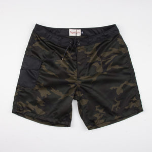 Freenote Cloth - Cardon Camo Boardshort