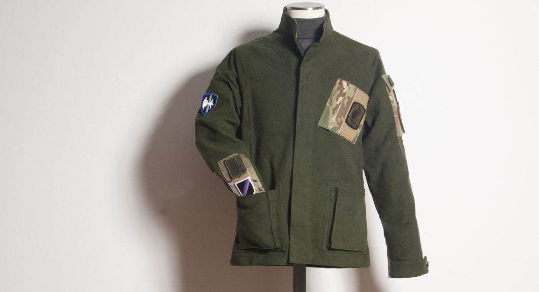 eagle . and . keeper - US Army Fatigue Jackets Green