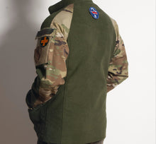 Load image into Gallery viewer, eagle . and . keeper - US Army Fatigue Jackets Green