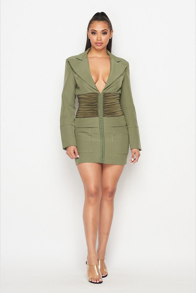 Bey Good - Women's Short Dress Fashion 2020 - Moodempireclub.com