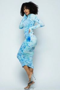 So Dreamy Midi Dress Fashion 2020 - Moodempireclub.com
