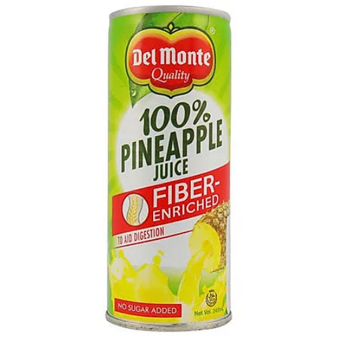 Del Monte Fiber Enriched 240ml