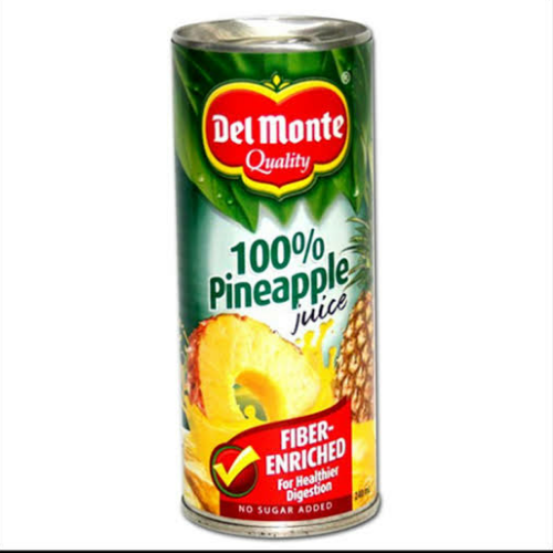 Del Monte Pineapple 240ml