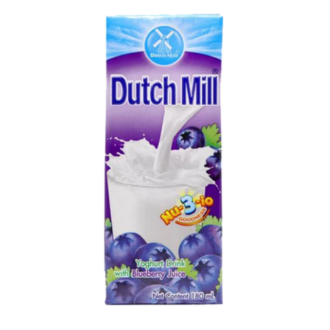 Dutch Mill Blueberry Juice 180ml