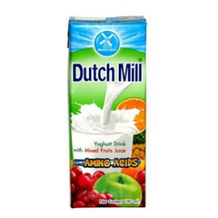 Dutch Mill Mixed Fruits Juice 180ml