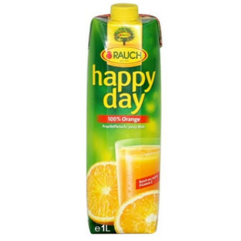 Happy Day Orange Juice 1l