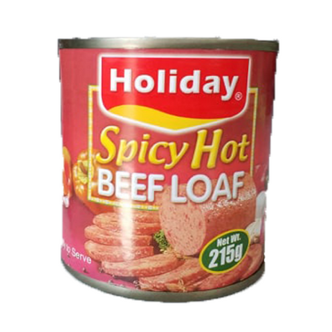 Holiday Beef Loaf Spicy 215g