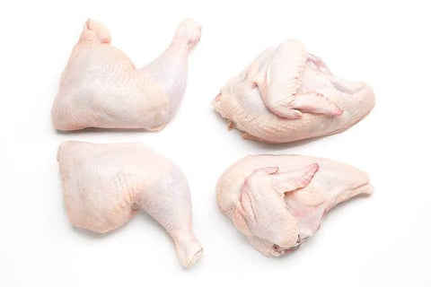 Chicken Quarter Cut