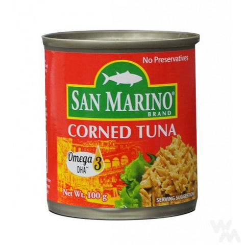 San Marino Corned Tuna 100g