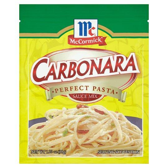 McCormick Carbonara Pasta Mixed 35G