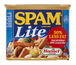 Spam Luncheon Meat Lite 12OZ