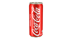 Coca Cola  Can Regular 330ml