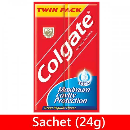 Colgate Great Sachet 24G 6PCS