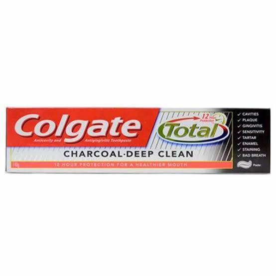 Colgate Toothpaste Charcoal Deep Clean 80G