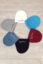 Load image into Gallery viewer, Mountain Silhouette Beanie - 6 colors