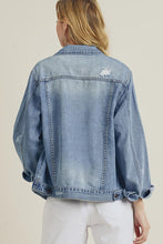 Load image into Gallery viewer, Tiffany Denim Jacket