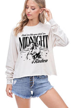 Load image into Gallery viewer, Midnight Rodeo Long Sleeve Tee