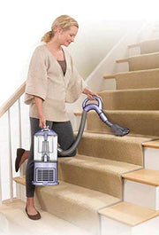 Shark Navigator Upright Vacuum for Carpet and Hard Floor with Lift-Away Handheld HEPA Filter, and Anti-Allergy Seal (NV352), Lavender