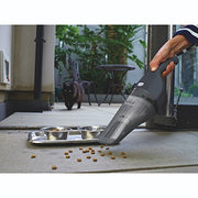 BLACK+DECKER Handheld Vacuum 2Ah, Tech Gray (HNV220BCZ01FF)