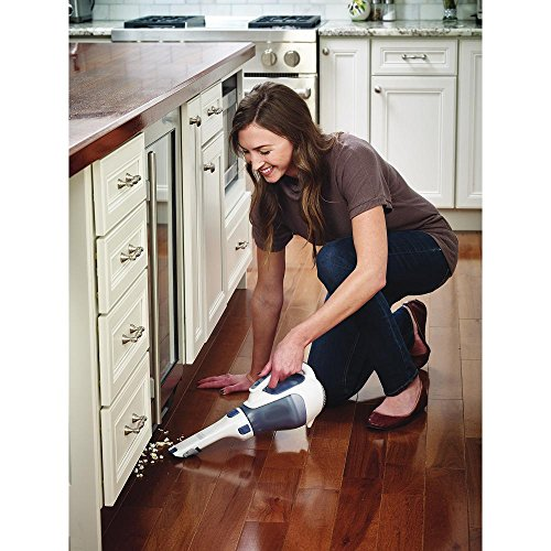 BLACK+DECKER Dustbuster Handheld Vacuum, Cordless, Ink Blue (HHVI325JR22)