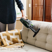 Shark DuoClean Cordless Ultra-Light Vacuum IONFlex, IF201, Green